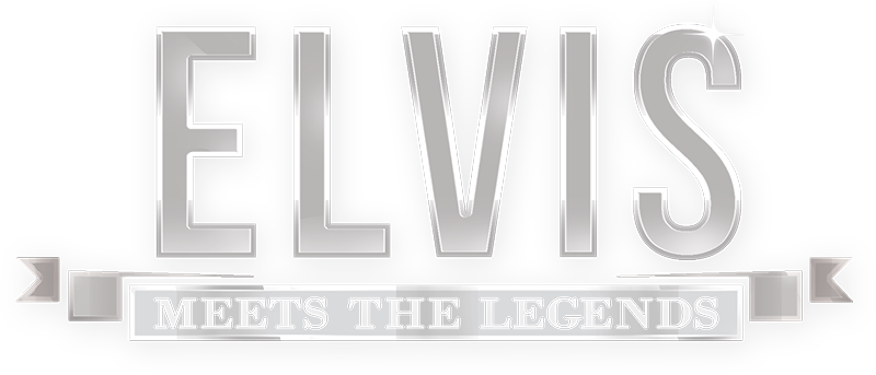 Elvis Meets the Legends Logo Large