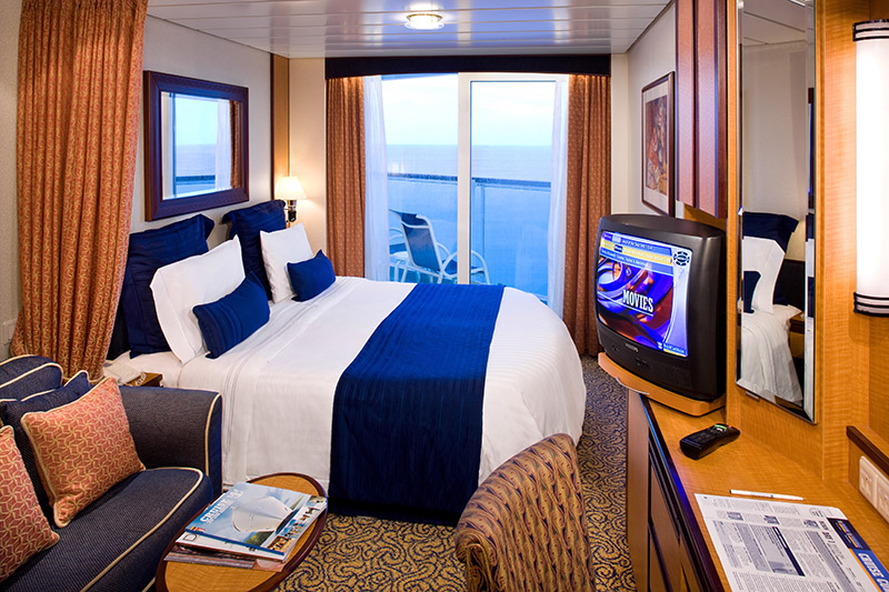 Deluxe Oceanview Stateroom With Balcony E2 Cruise N