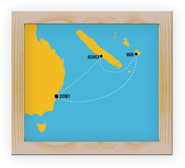Cruise N Groove Map